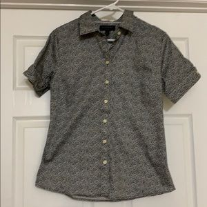 Banana Republic Dress Blouse
